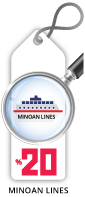 Minoan Lines Early Booking