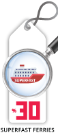 Superfast Ferries Early Booking