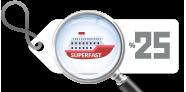 Anek-Superfast Automobile Clubs -25%