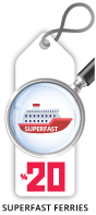Superfast Ferries Vroegboekkorting