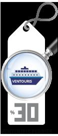 Ventouris Ferries Geri Dönüş İndirimi